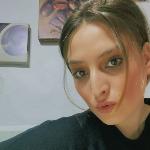 Blogger   Cristina Covlescu - Persoana publica